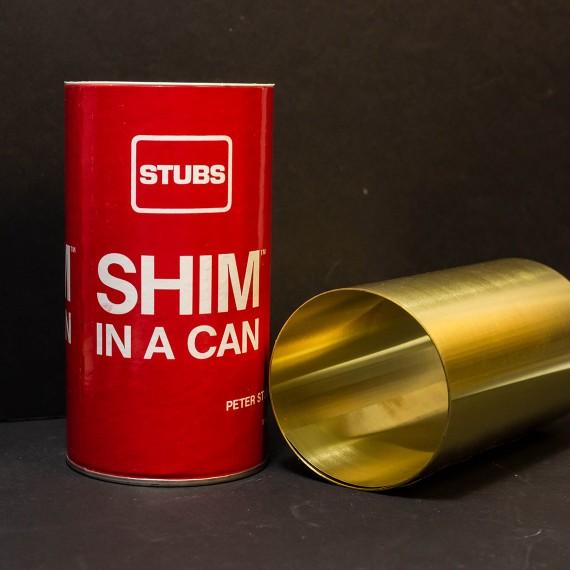 Shim - Brass